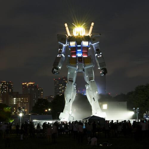 tokio mech robot